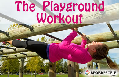 7 Playground Exercises for Parents