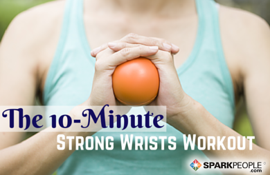 A Do-Anywhere Routine for Stronger Wrists
