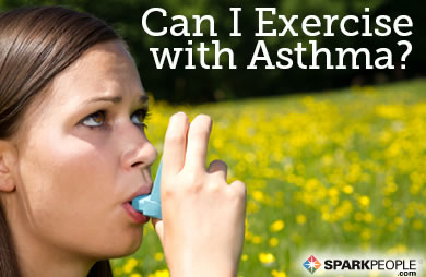 Ask the Experts: Exercising with Asthma