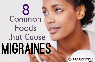 Foods that Can Cause Migraine Headaches