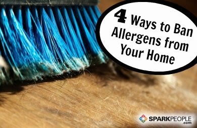Allergy-Proofing Your Home