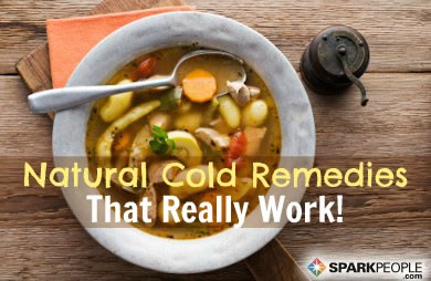 Alternative Cold Remedies That Really Work