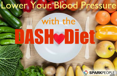 High Blood Pressure?  Have a DASH of Spark