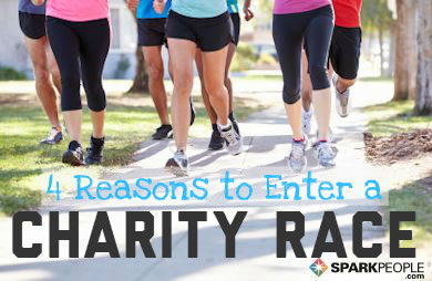 Charity Races Mix Fitness and Fundraising