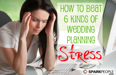 How to Tame Wedding Planning Stress